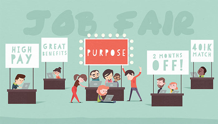 The Power of Purpose at Work